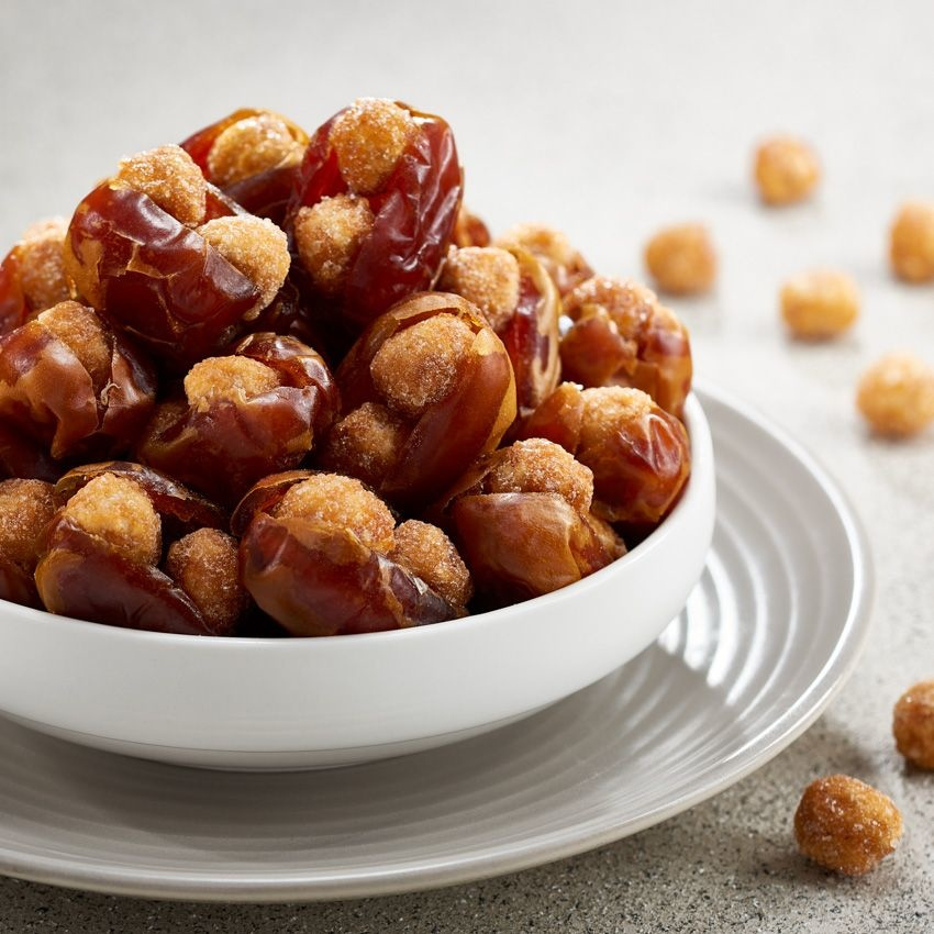 Bateel USA Kholas Dates Caramelized Hazelnut
