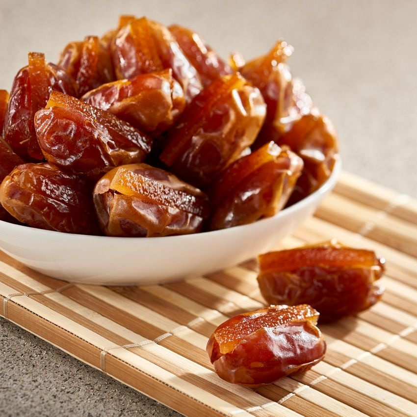 Bateel USA Kholas Dates Candied Orange Peel