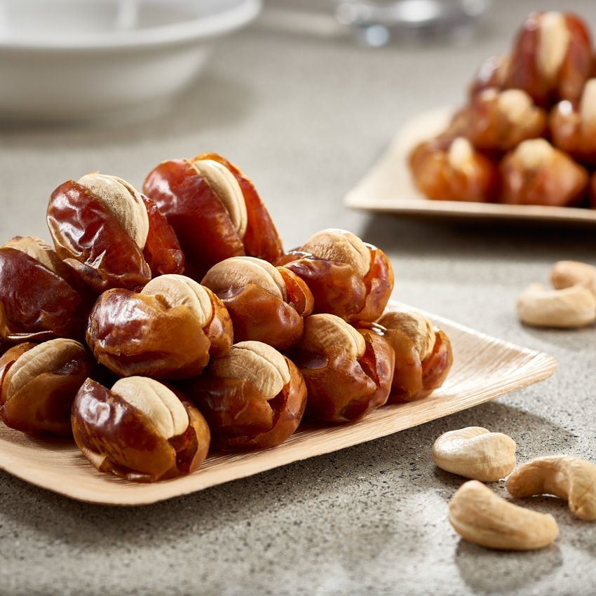 Bateel USA Kholas Dates Roasted Almond