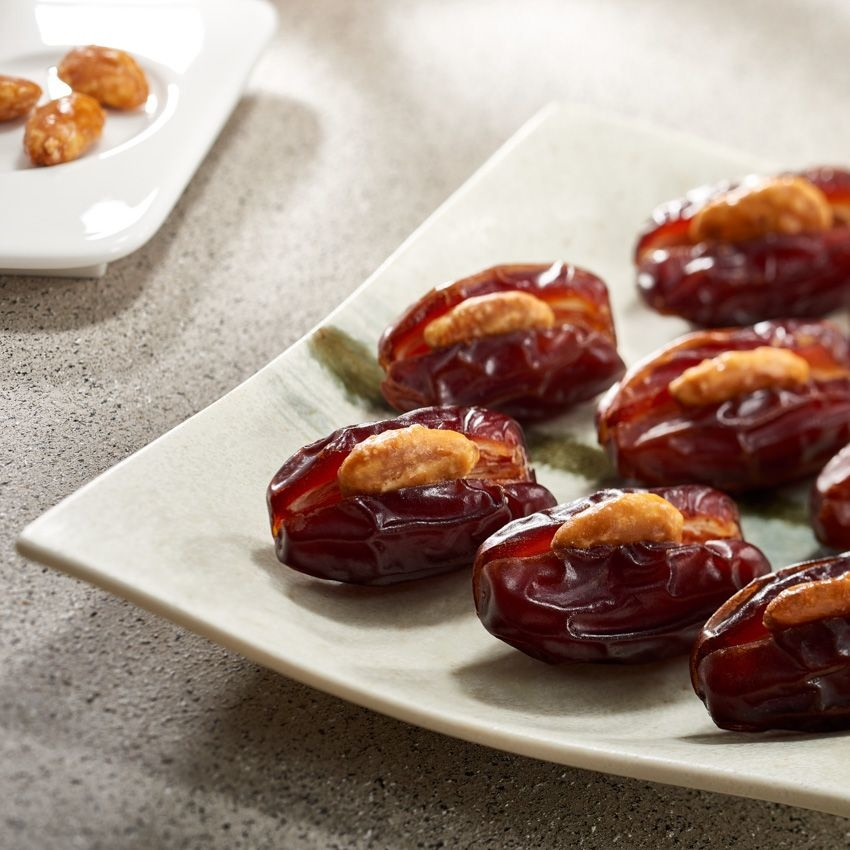 Bateel USA Khidri Dates Caramelized Almond