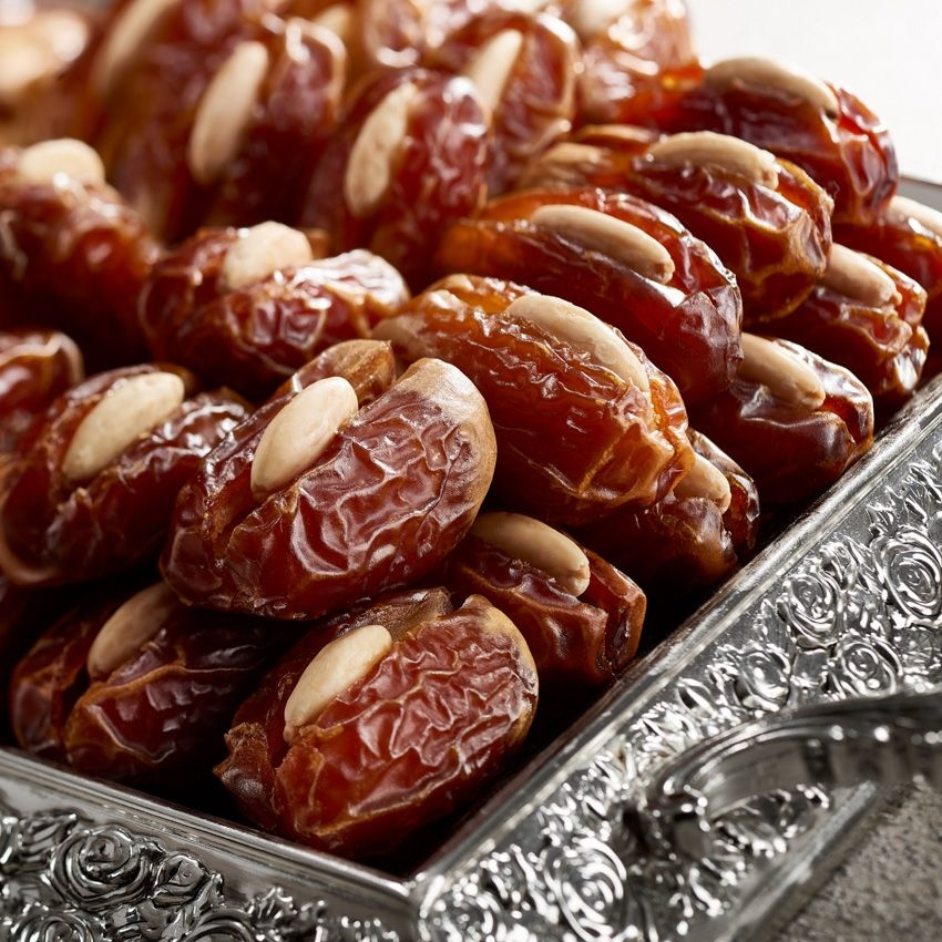 Bateel USA Segai Filled With Roasted Almond