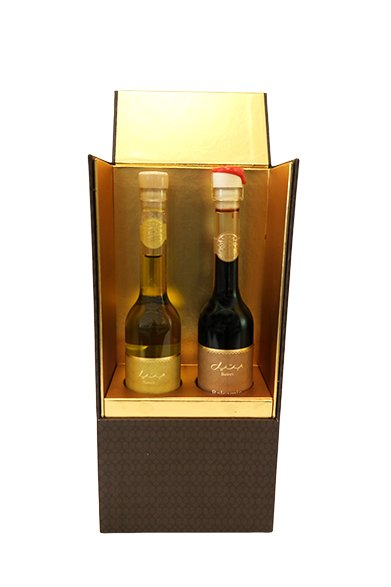 Bateel USA Oil and Vinegar Gift Box - 10 Year
