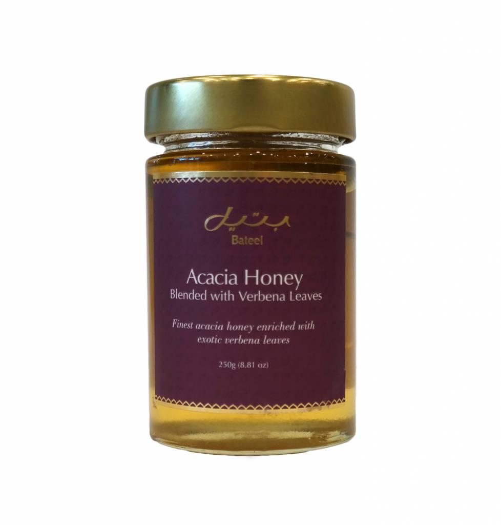 Bateel USA Acacia Honey with Verbena Leaves