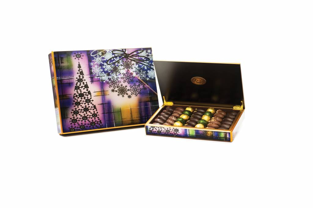Bateel USA Estelle Luxury Christmas Gift Box