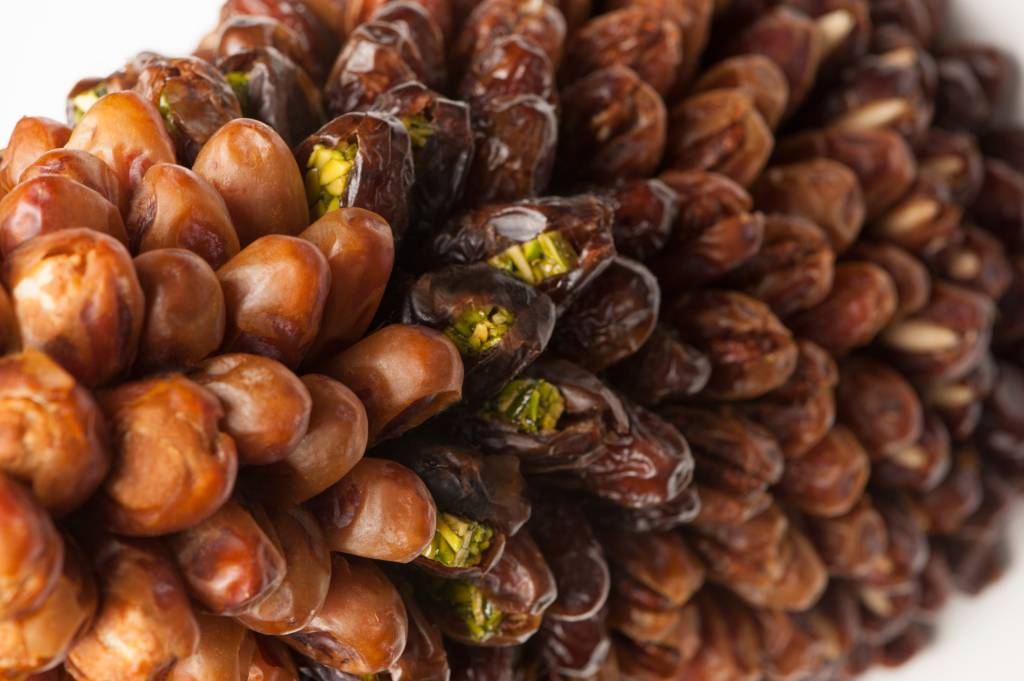 Bateel USA Gourmet Dates - Stuffed with Nuts and Candied Fruits