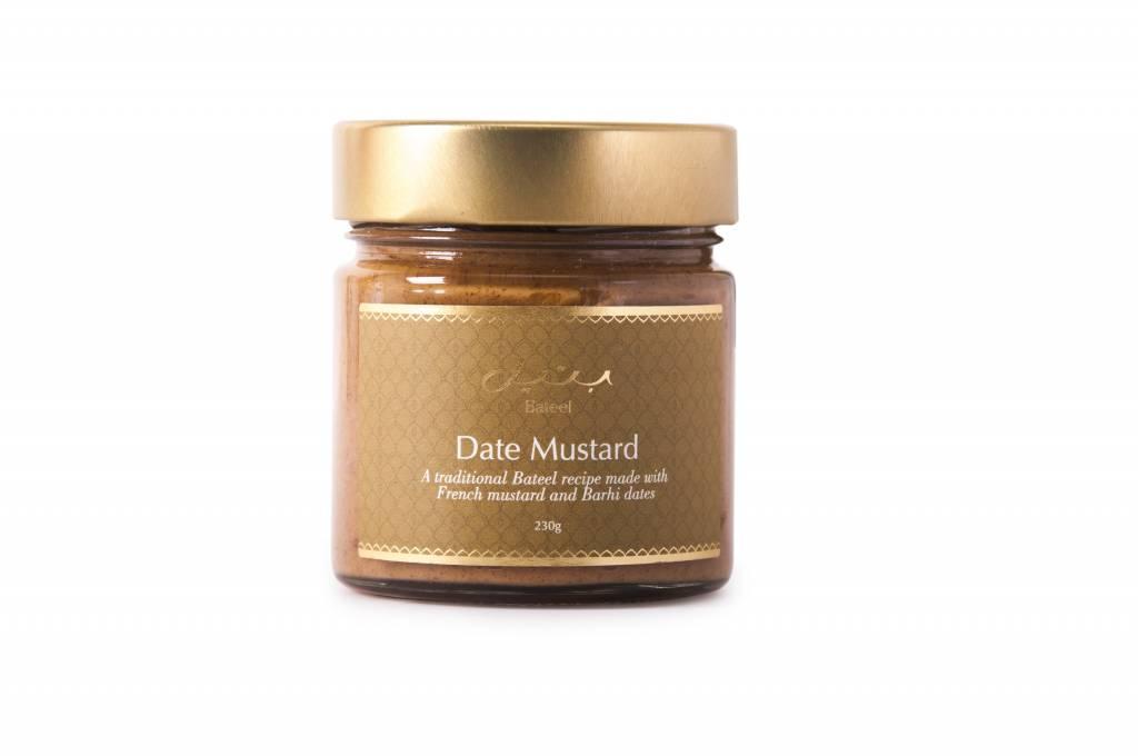 Bateel USA Barhi Date Mustard