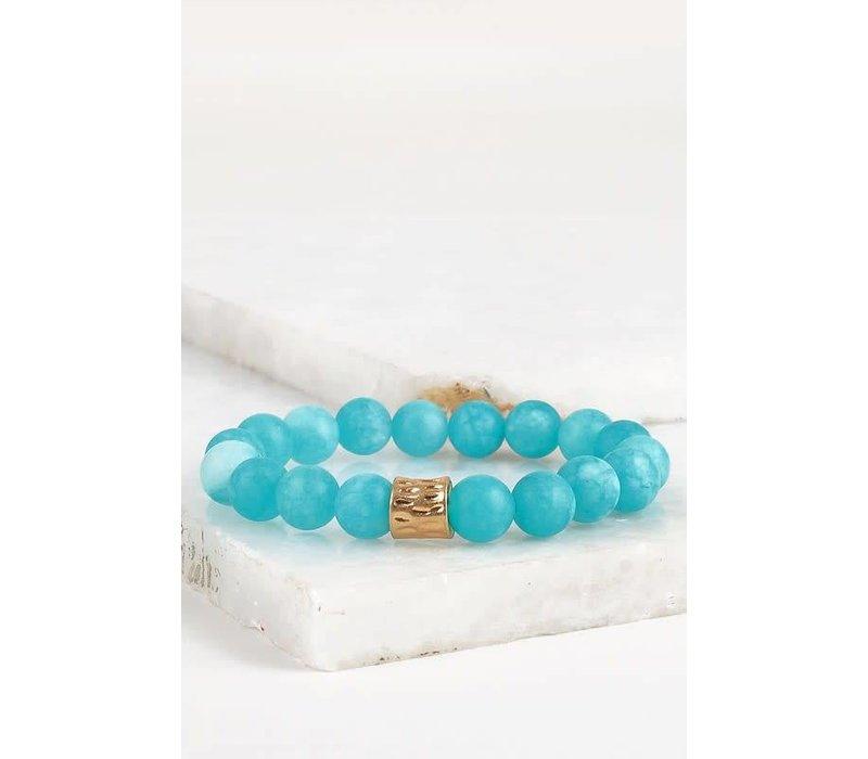 Cloud Stone Bracelet