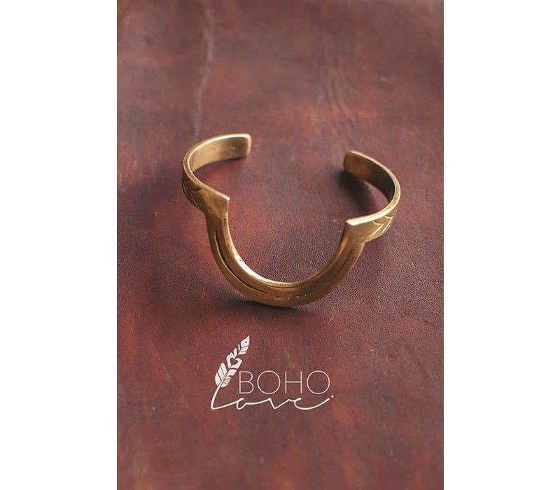 Horse Shoe Cuff