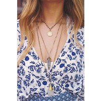 Boho Love Layered Necklace
