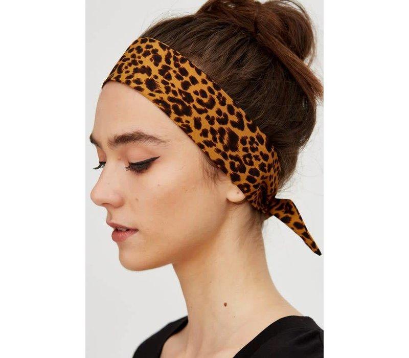 Leopard Print Bandana   Hair Scarf 0a6f070ea9b