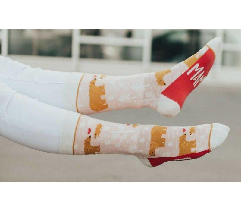 Mama Bear Socks