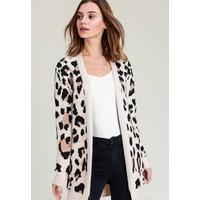 Leopard Sweater Cardi