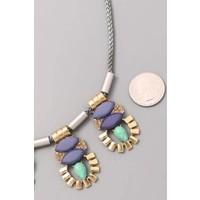 Boho Bauble Necklace