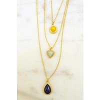 Sunset Pier Layered Necklaces
