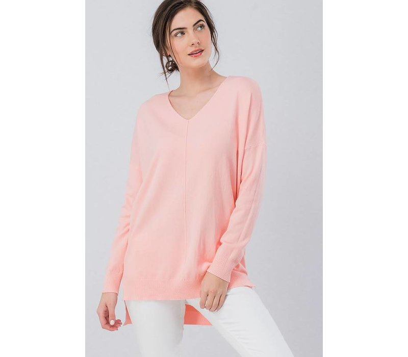 Light Pink & Bright Pink Lux Sweaters