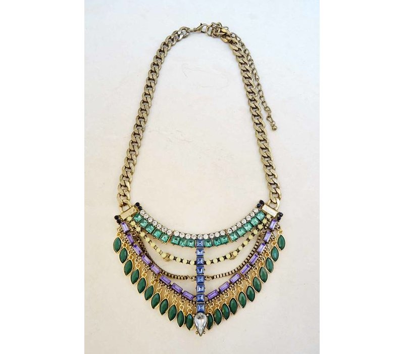 Gypsie Statement Necklace