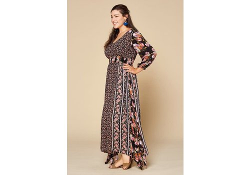 Bohemian Collect: Garden Gypsie Maxi Dress