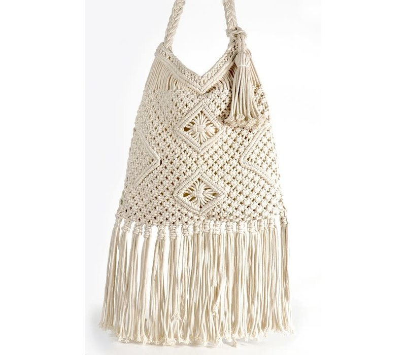 Crochet Shoulder Bag Little Gypsie Boutique