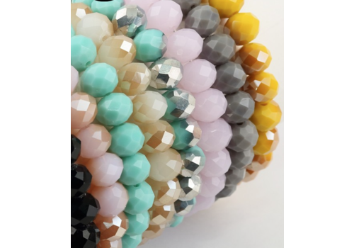 Spring Sparkle Bracelets
