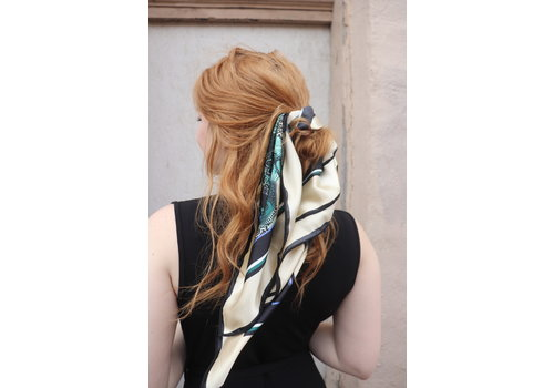 Royal Satin Hair Scarf