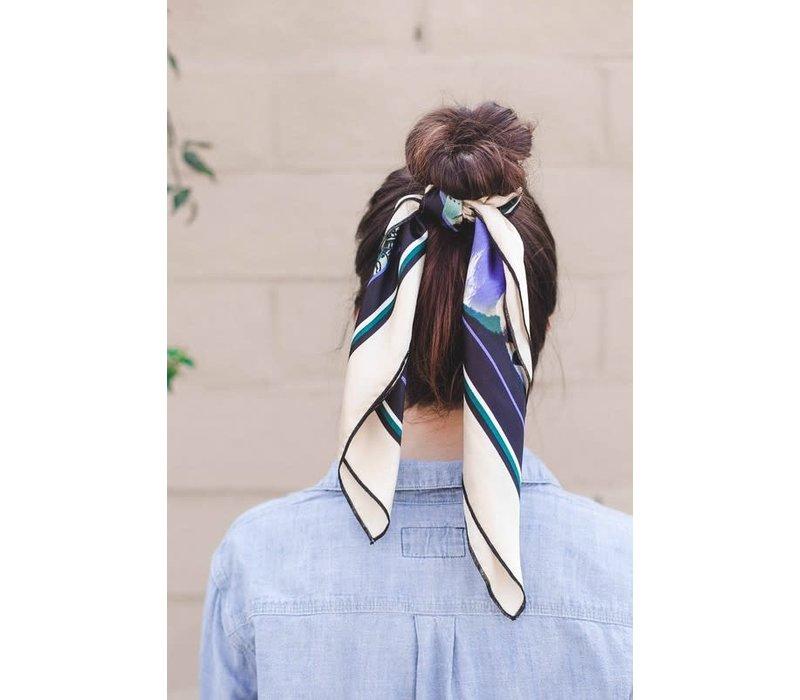 Royal Satin Hair Scarf