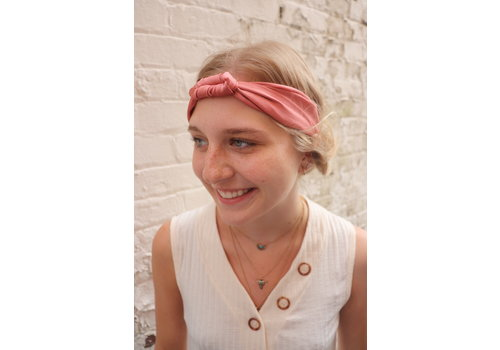 Satin Turban Headband