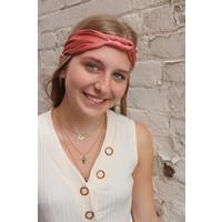 Satin Turban Headband