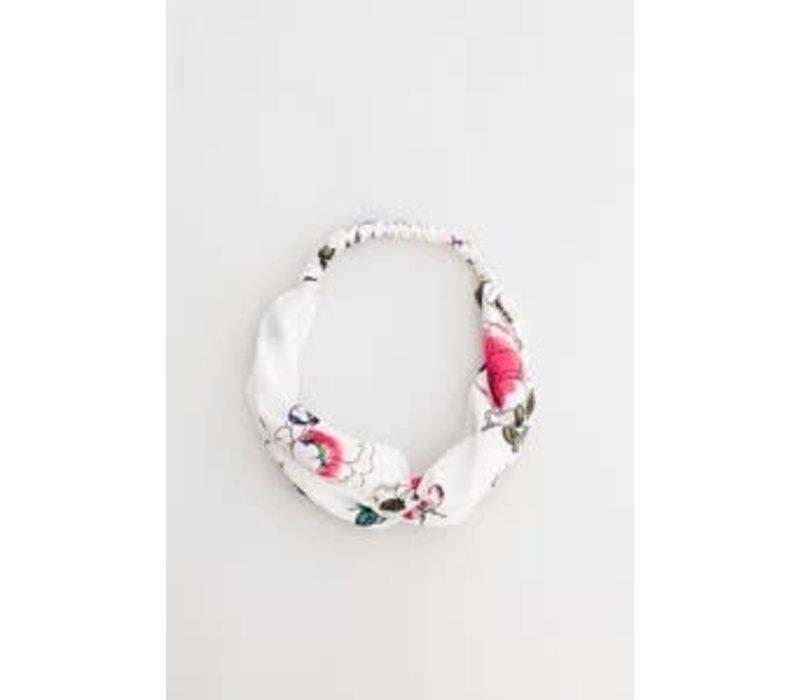 Rose Floral Turban