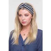 Stripe Turban Headbands