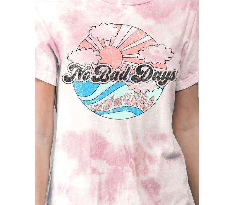 No Bad Days Cloud Tee
