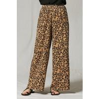 Leopard Palazzo Pants