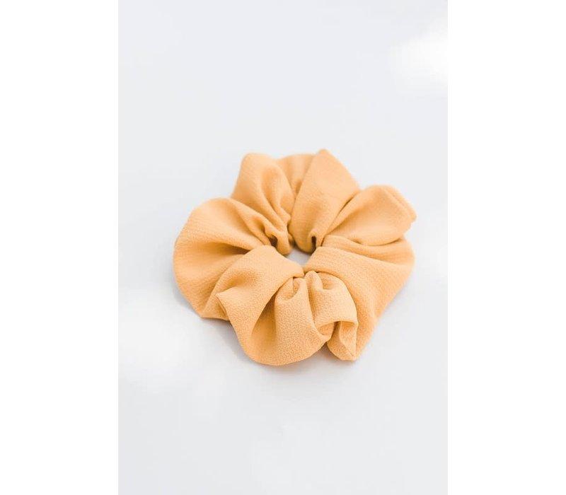 Sunshine Yellow Scrunchie