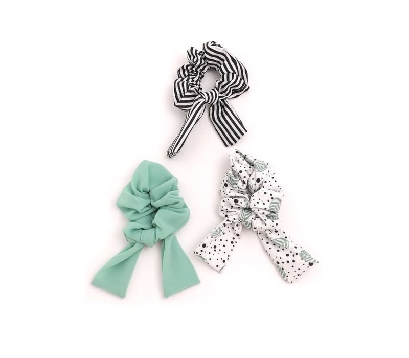 Large Bow Scrunchies