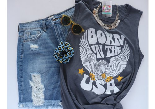 Born in the USA Eagle Tank