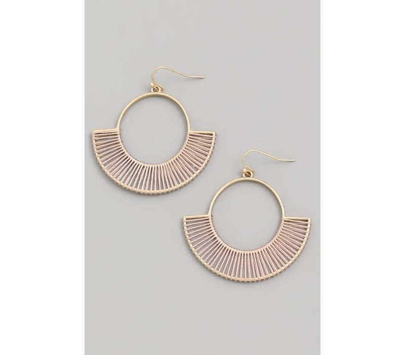 String Art Hoops (6 Colors)