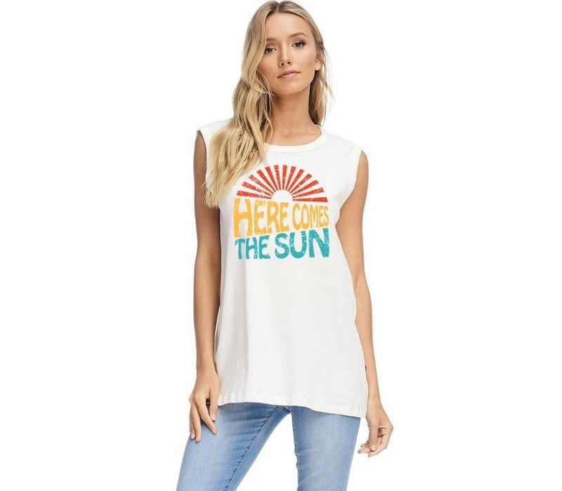 Here Comes the Sun in Ivory