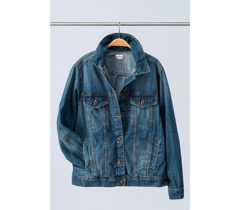 RESTOCK: Denim Jacket