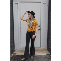 Electric Vibes in Mustard