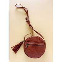 Boho Circle Crossbody Bag