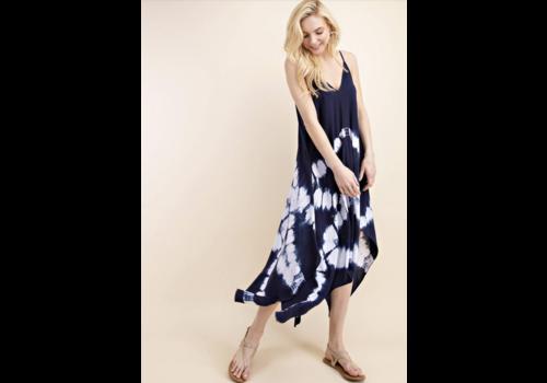NEW COLOR: Wanderlust Tie Dye Midi Dress