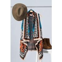 Aztec Knit Vest