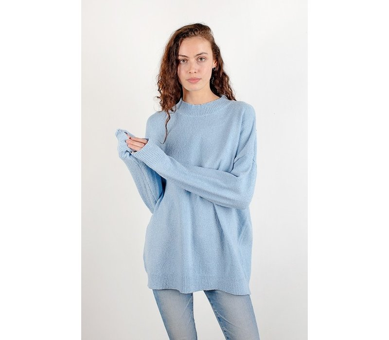 Skyler Sweater in Blue