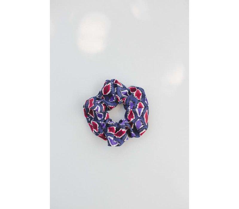 Purple Haze Hair Scrunchie
