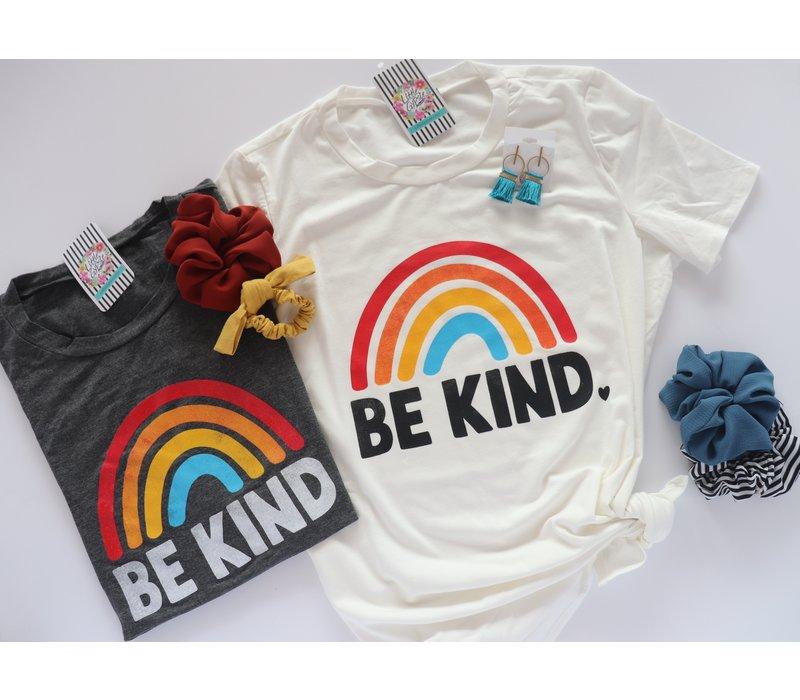 """Be Kind""  Tank & Tee"
