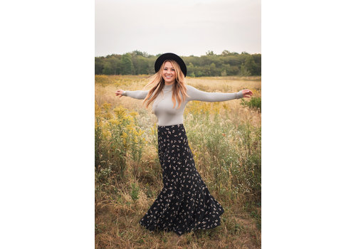 Ruby's Forever Maxi Skirt by Free People (2 Colors)