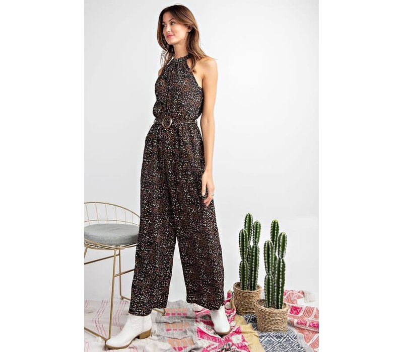 Coffee House Jumpsuit