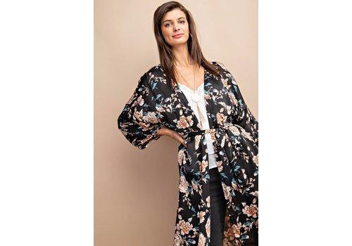 Savannah Kimono Duster
