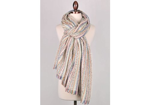 Tweed Confetti Scarf (3 Colors)