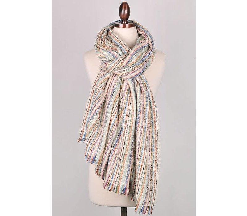 Tweed Confetti Scarf (3 Colors)