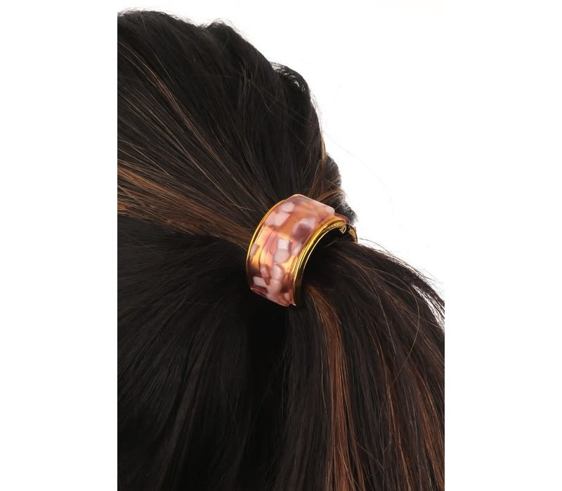 Tortoise Pony Tail Cuffs (3 Colors)